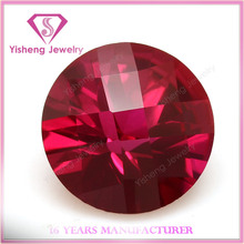 Wholesale Round Cut Pigeon Blood Red Ruby Price Carat for jewelry sets