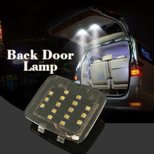 Car back door lamp rear trunk lamp for ELGRAND E52