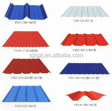 upgrade products color coated galvanized steel sheet