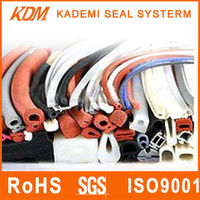 Hot sell Red Silicon Rubber Seals,different colors silicon seals for OEM