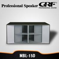 GRF 15 mid bass speakers