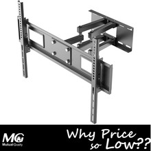 MG,Lcd/Led Cantilever tv wall mount Bracket Articulating TV mount retractable lcd tv wall mount