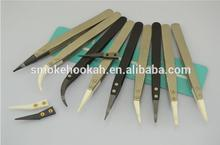 2015 hot selling ceramic tweezers / vapor rebuilding tools at best price and high quality ceramic tips tweezers