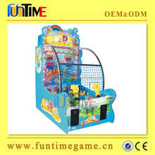 2015 eletric lottery ticket amusement game machine
