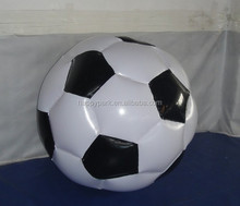 Factory direct sale inflatable model, advertising inflatable football, giant inflatable football