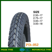 Own factory motorcycle tubeless tire, motorcycle tire 2.75-18, tubeless tire 2.75-18