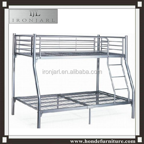 2015 cheap triple metal bunk bed for children used bed h for Metal bunk beds for sale cheap