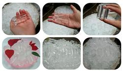 Smart Of Tube Ice Machines With Advanced Configuration