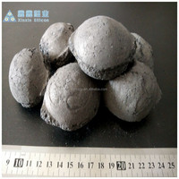 Si Briquette used in Foundry Industry Application