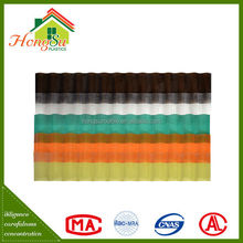 Easy installation anti-aging 6mm twin wall polycarbonate sheet