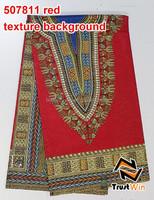 2015 wax print fabric african java wax of 507811 red