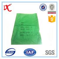 China plastic pp granules rope pp woven grain bags
