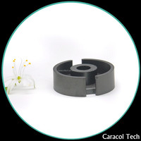 Large Soft Ferrite Core For High Frequency Transformer By Factory Price