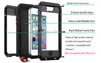 Чехол для для мобильных телефонов E-Castle Dropproof iPhone 5 5 G i5G-SF