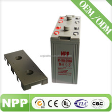 2V 1000Ah Rechargeable Solar Panel Monitoring System 24V 1000AH Battery