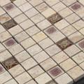 mármore mosaico cerâmico