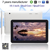 Wholesale 10 inch tablet pc, cheap pc tablet, tablet pc 10 inch QUAD core android 4.4 ZXS-10-W