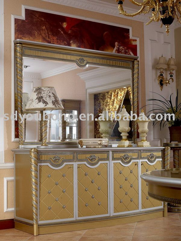 2014 High Quality Antique Furniture 0016 Buffet