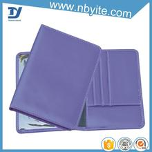 Professional manufacture ticket and passport holder