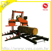 Horizontal Automatic Multipurpose Woodworking Sawmill Machine for sale
