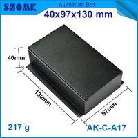 diecast aluminum enclosures for circuit board 40x97x130mm