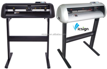 Vicsign Vinyl Contour Cutter Plotter with red dot