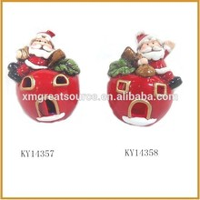 Holiday decorations latest products christmas apple ornaments