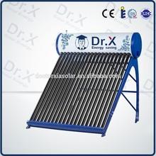 termodinamico calentador solar para agua caliente