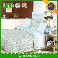 2014 New design pretty elegant satin cotton colorful home useful bed sheets pictures
