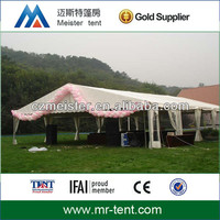 Prefab house shaped tent for different occassions