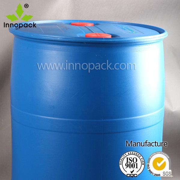 Azul 200 Litros Tambor De Pl 225 Stico Azul Barril Balde Para