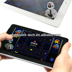 New Arrival High Sensitive Colourful Metal Wireless Joystick for ipad