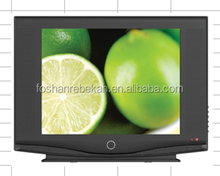 Rebekah hot selling 14 inch CRT TV/ color TV/ Television/ 14T1