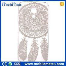 Newest Design Clear Plastic Back Cover for Moto G2, for Motorola Moto G2 Transparent Phone Case
