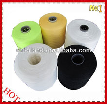 good 100% spun polyester sewing bag closing thread/yarn