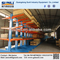 Storage Double Side Steel Cantilever Water Pipe Rack