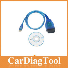 Vag 409 VAG COM 409 Interface VAG-COM 409 USB port Cable with FT232RL Chip Free Shipping