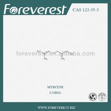 Dipentene is used for flavour made from myrcene - Foreverest