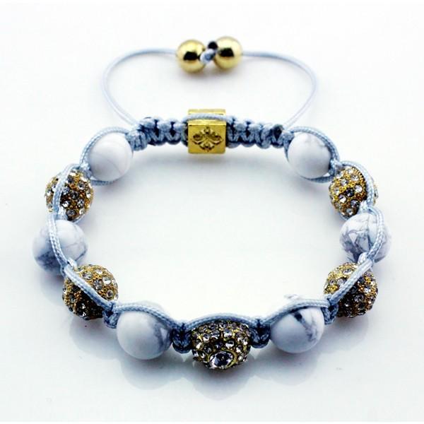 wholesale cord popular bead style bracelet jewelry for