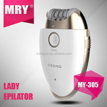 Rechargeable Electric Hair Removal Female Epilator Electric Shaver Tweezers for smooth body