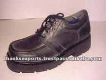 Hot Sale man skor av hog kvalitet svart farg