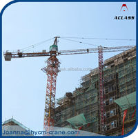 Price Jib Crane qtz 63 tower crane fixed 40m height