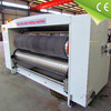 professional manufacturing packaging processing carton cardboard semi-auto roller rotary die-cutting machine