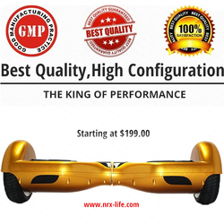 HOTTEST!!! 2015 most popular self balancing scooter 2 wheels 6.5 inch