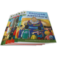 Children book textbook printing children book publishers in china