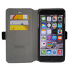 For iphone 6 wallet cell phone shockproof magnetic case cover