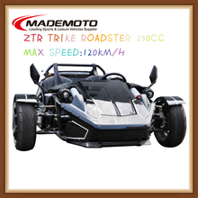 2015 Stable Quality 3 Wheel New ZTR Trike Roadster / Reverse Trike