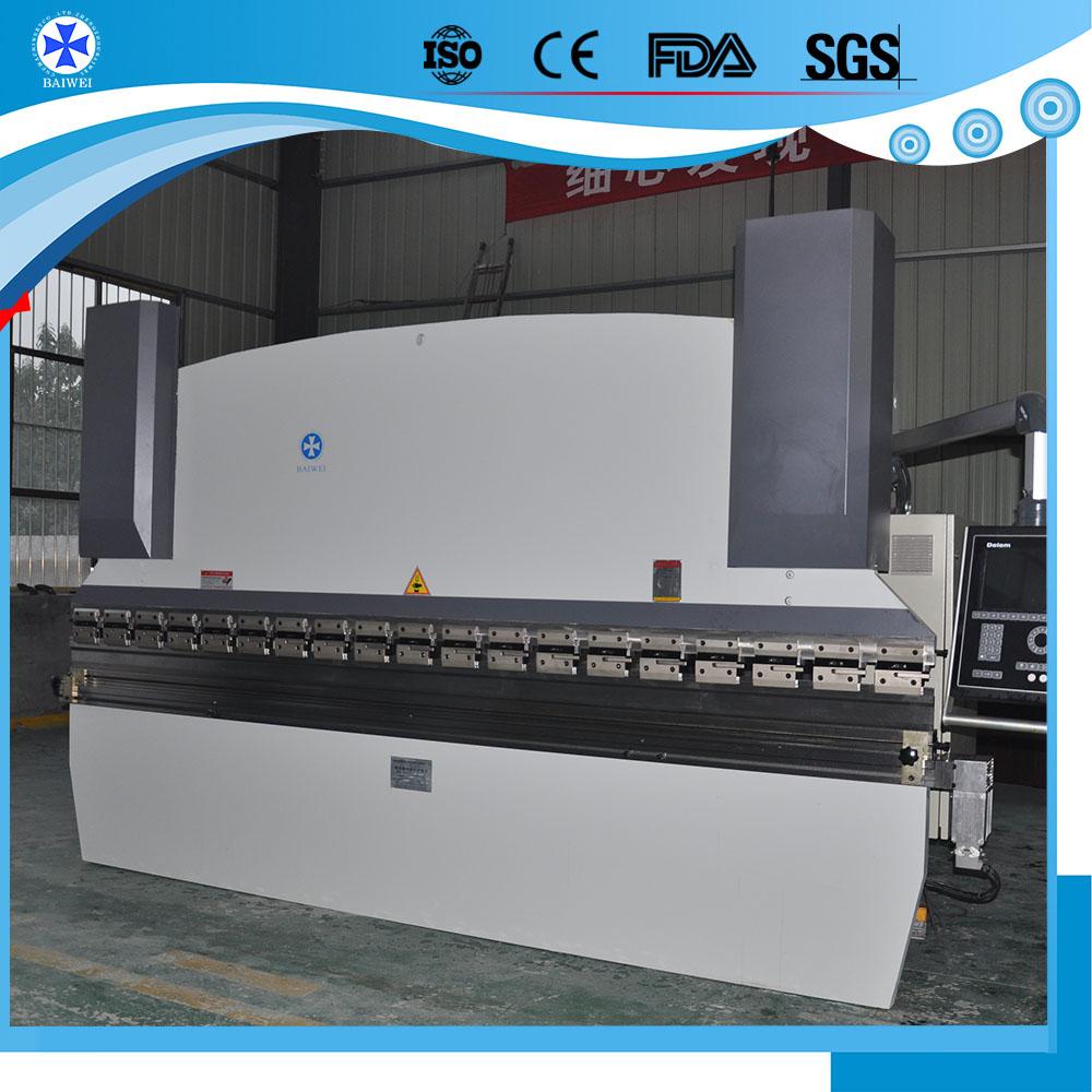 small metal bending machine