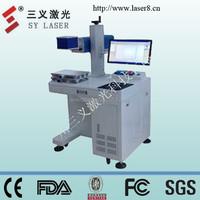 30W CO2 paper laser cutting machine
