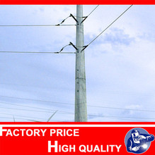 35ft outdoor wood power pole in Philippines